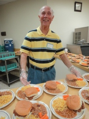 Mustard Tree Ministry - Feeding the homeless